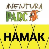 Logo Aventura Parc Hamak